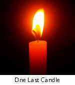 One Last Candle