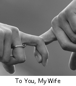 To You, My Wife